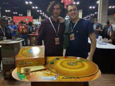 PAX South 2015 with Co-Creator Edward Stevenson