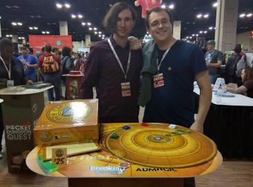 PAX South 2015 with Co-Creator Edward Stevenson